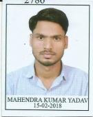 Mahendra Kumar Yadav